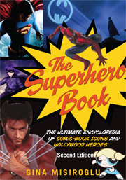 Superhero Book 2e