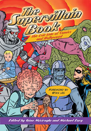 Supervillain Book